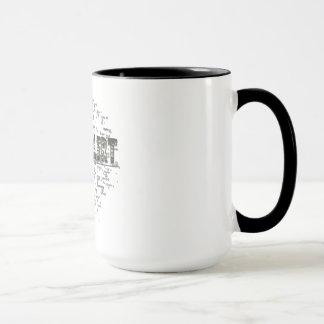 Nerdalarm, coole trendy Tasse für die Nerds