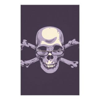 Nerdy Pirat Briefpapier
