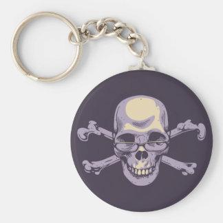 Nerdy Pirat Schlüsselanhänger