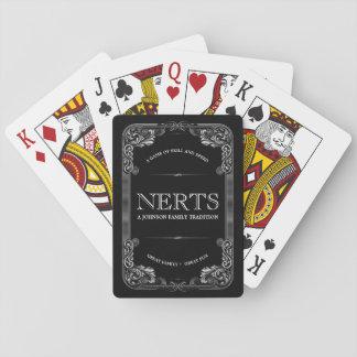 Nerts Plattform 4 Spielkarten