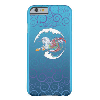 Nerz-Technologie Hippicorn iPhone 6/Plus Fall 2017 Barely There iPhone 6 Hülle