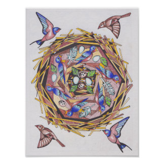 Nest-Bonbon-Nest Poster