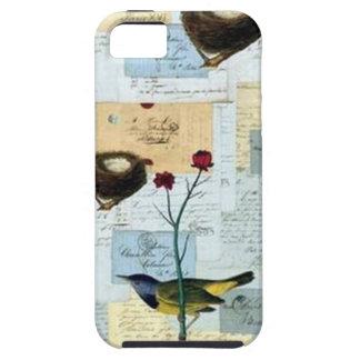 Nester und Vögelchen iPhone 5 Schutzhülle