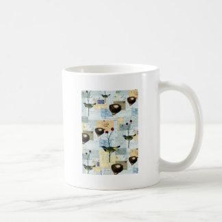 Nester und Vögelchen Kaffeetasse