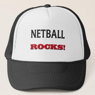 Netball-Felsen Truckerkappe