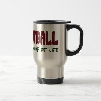 Netball ist es eine Lebensart Reisebecher