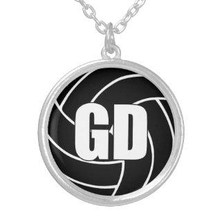 Netball-Spieler-Position, Ziel-Verteidigung GD Versilberte Kette