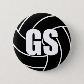 Netball-Ziel-tireur GS Runder Button 5,7 Cm