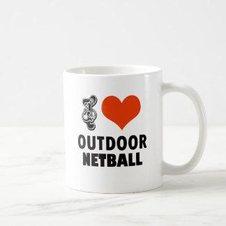 Netballentwurf Kaffeetasse