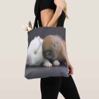Netherland zwergartige Kaninchen Tasche