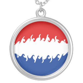 Netherlands Gnarly Flag Custom Jewelry