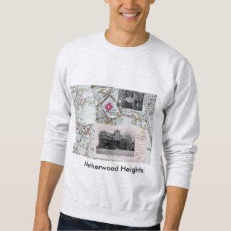 Netherwood Höhen-Schweiss-Shirt der Geschichte Sweatshirt