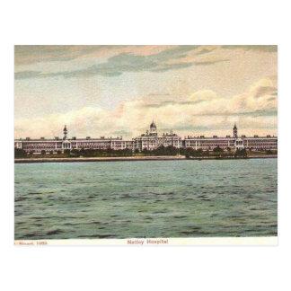 Netley Krankenhaus - Southampton - Hampshire Postkarte