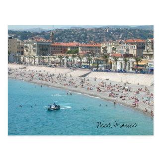 Nett, Frankreich-Postkarte Postkarte