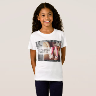 Nette Gesten durch positive Bestätigungen T-Shirt