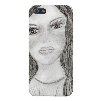 Nette Mary iPhone 5 Etui