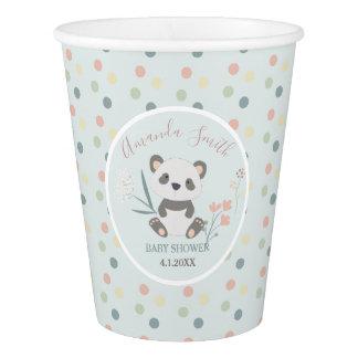 Cute Panda Bear Baby Shower