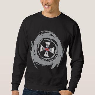 Netter Badminton-Rundschreiben-Schmutz Sweatshirt