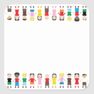 Netter/Kinder/Niños Stickers