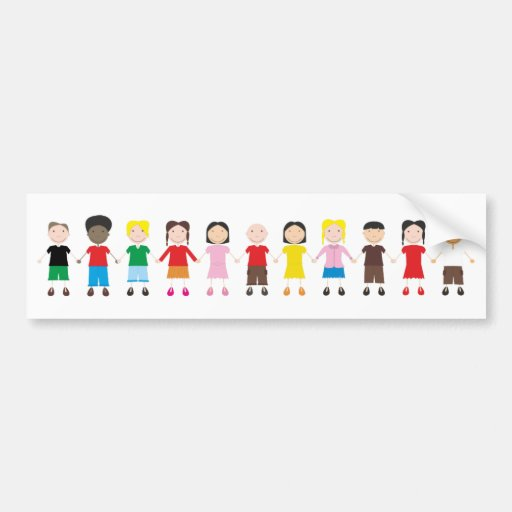 Netter/Kinder/Niños Autoaufkleber
