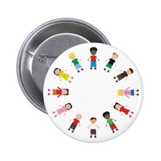 Netter Kinder Niños Buttons