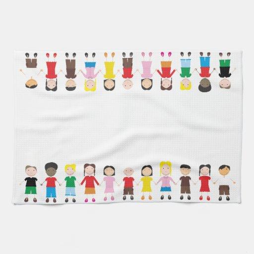 Netter/Kinder/Niños Handtuch