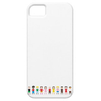 Netter/Kinder/Niños iPhone 5 Hülle