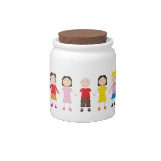 Netter/Kinder/Niños Keksdosen