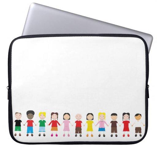 Netter/Kinder/Niños Computer Schutzhülle