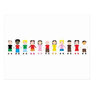 Netter/Kinder/Niños Postkarten