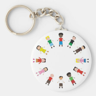 Netter Kinder Niños Schlüsselbänder