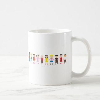 Netter/Kinder/Niños Tee Haferl