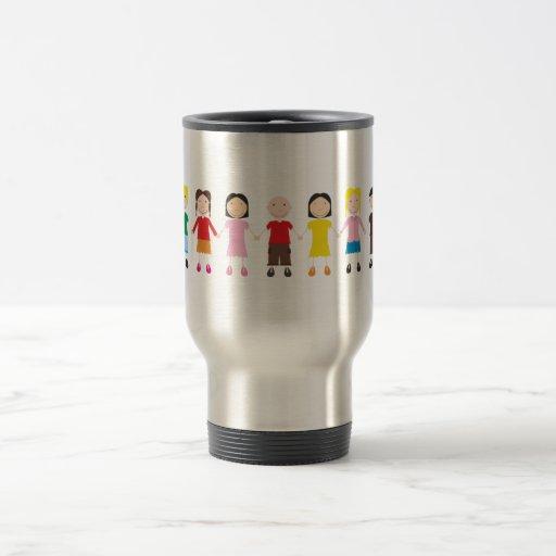 Netter/Kinder/Niños Kaffee Haferl