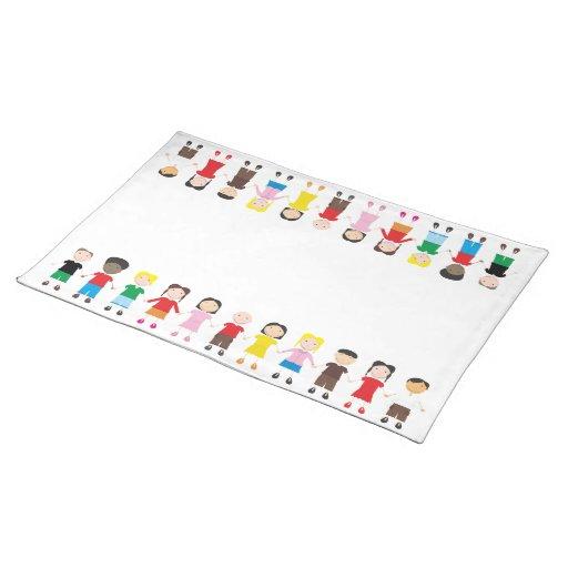 Netter/Kinder/Niños Tisch Set