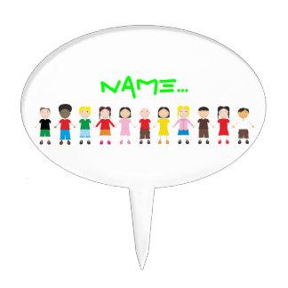 Netter/Kinder/Niños Tortenaufsatz