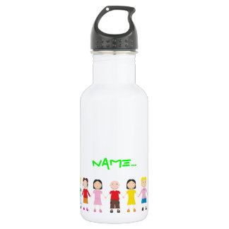 Netter/Kinder/Niños Trinkflasche
