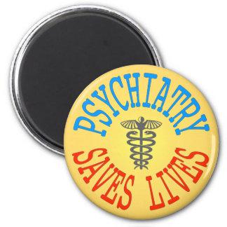 Netter Pro-Psychiatrie Magnet