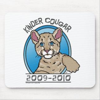 Netterer Puma 2009-2010 Mauspad