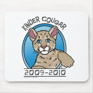 Netterer Puma 2009-2010 Mousepads