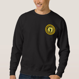 Nettes Badminton-Siegel Sweatshirt