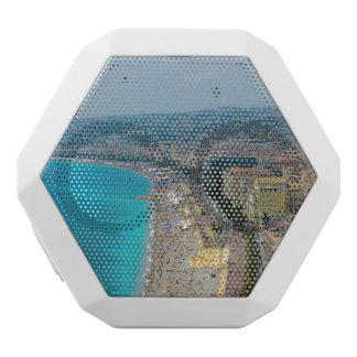 Nettes Frankreich gelegen im französischen Riviera Weiße Bluetooth Lautsprecher