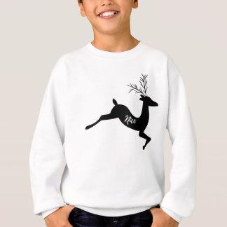 Nettes WeihnachtsShirt - Rotwild Sweatshirt