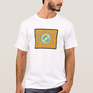 Netz-auf T-Shirt