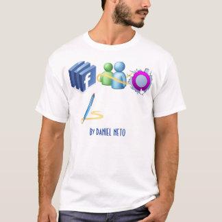 Netz Sozial T-Shirt