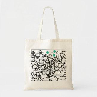 Netz-Tasche von Heiko Friedlein Tragetasche