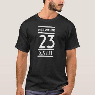 Netz XXIII (Weiß) T-Shirt