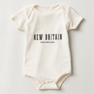Neu-Britannien Papua-Neu-Guinea Baby Strampler