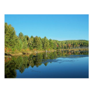 Neu-England Herbst 38 Postkarte