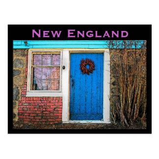 Neu-England Postkarte