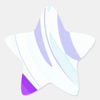 Neu erstellter Erzengel-Flügel durch Robert S. Lee Stern-Aufkleber